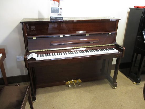 London piano shop